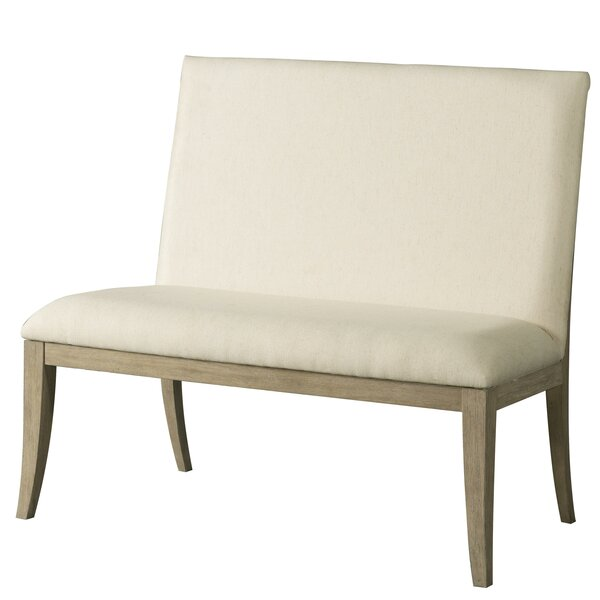 Almazan Upholstered Bench by One Allium Way