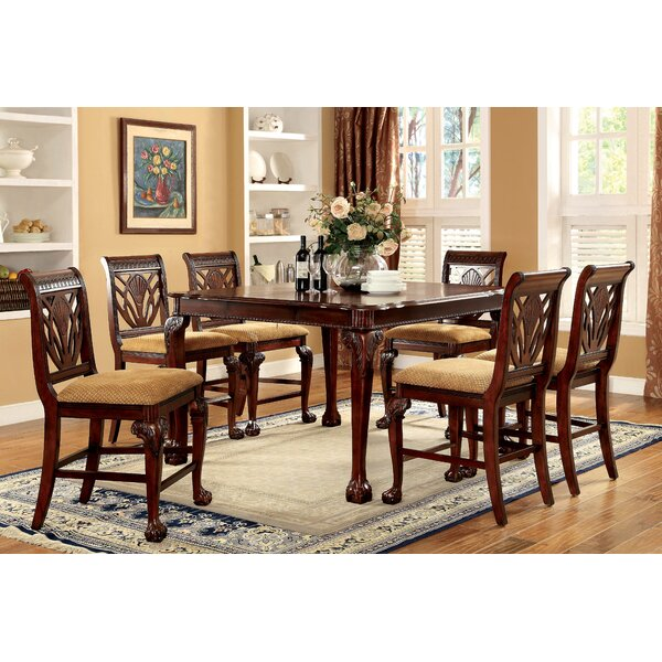 Coleman Counter Height Dining Table by Astoria Grand