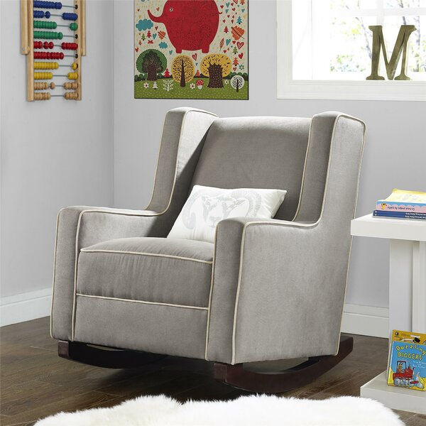 Sanders Rocking Chair By Viv + Rae