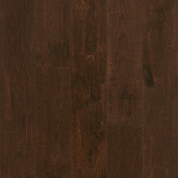 American 3-1/4 Solid Oak Hardwood Flooring in Wild West by Armstrong Flooring