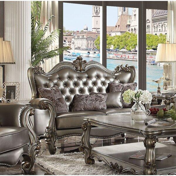 Dinges Loveseat by Astoria Grand Astoria Grand