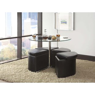 Coffee Table With Ottoman Set | Wayfair