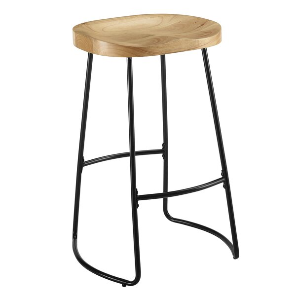 Barker 29.5 Bar Stool by Williston Forge