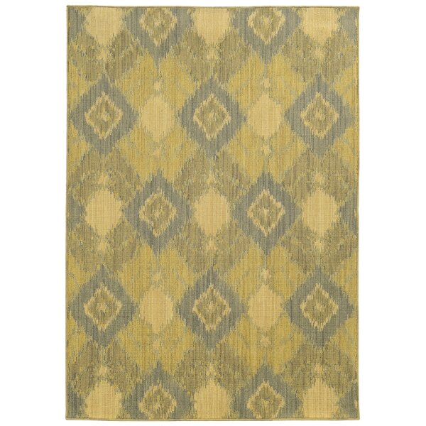 Tommy Bahama Cabana Green / Blue Geometric Indoor/Outdoor Area Rug by Tommy Bahama Home