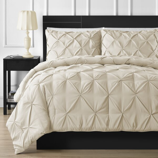 Bridgestone 3 Piece Comforter Set by House of Hamp