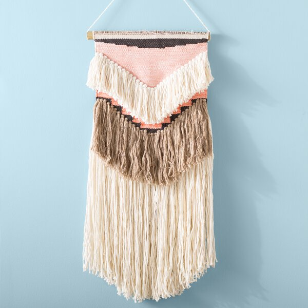 Woven Wall Hanging by Mistana