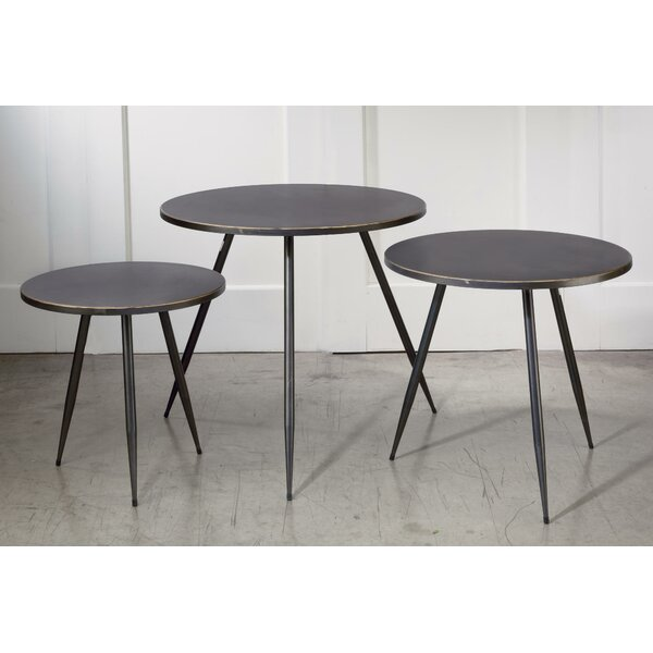 Essence 3 Piece Nesting Tables by 17 Stories