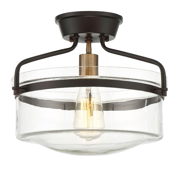 hot sale online 5ce02 378c8 Modern Flush Mount Lighting | AllModern