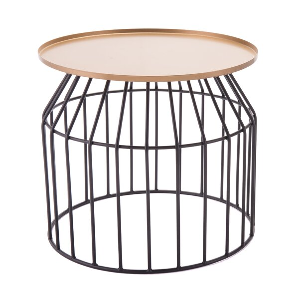 Harrison Tray End Table by Modern Rustic Interiors