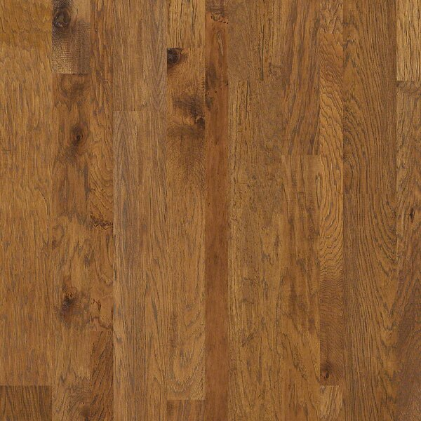 Ridgeland 7 Hickory Engineered Hickory Hardwood Flooring in Germain by Albero Valley