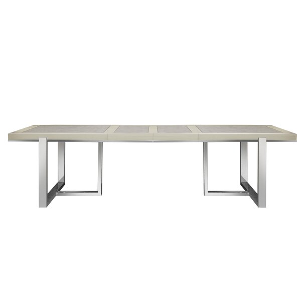 Redick Extendable Dining Table by Rosdorf Park