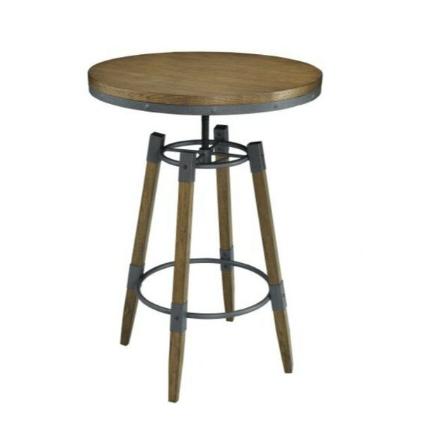 Mccoy Chic Urban Adjustable Pub Table By Williston Forge #1