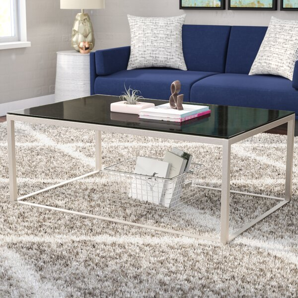 Newman Frame Coffee Table By Wrought Studio