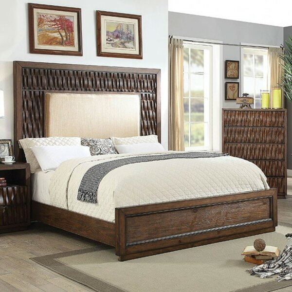 Looking for Maurer Upholstered Platform Bed By Bayou Breeze Great Reviews