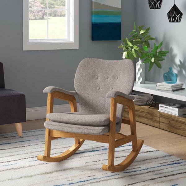 Welton Rocking Chair By Brayden Studio