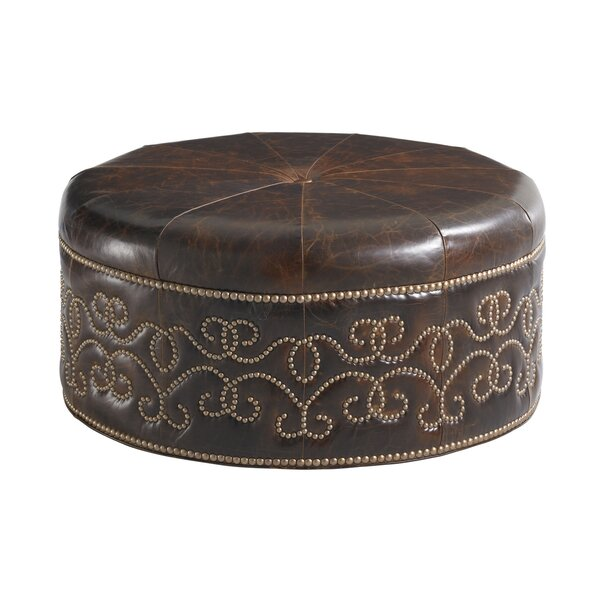 Giardini Tufted Cocktail Ottoman by Lexington