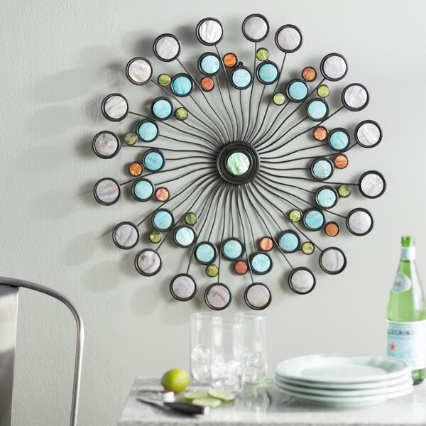 Modern Metal Wall Décor by Latitude Run