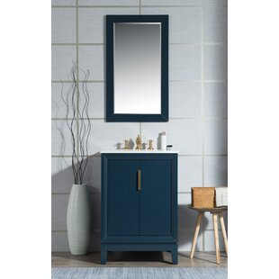 Bargain Tappahannock 24 Single Bathroom Vanity Set By Ivy Bronx