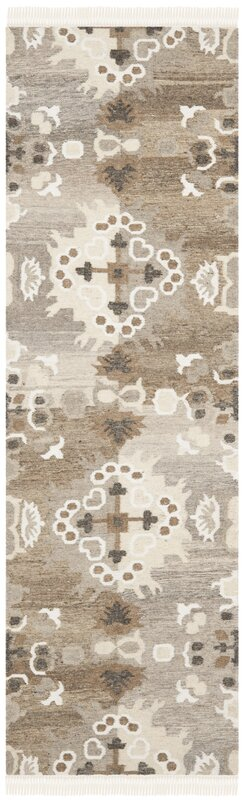 Safavieh Natural Kilim Dhurrie White Area Rug Amp Reviews