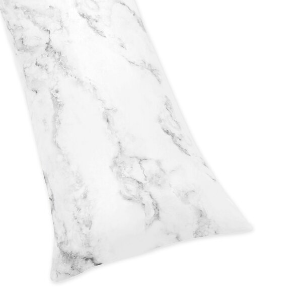 Marble Body Pillow Case by Sweet Jojo Designs