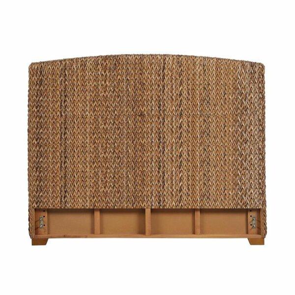 Ezequiel Full/Queen Upholstered Panel Headboard by Bayou Breeze