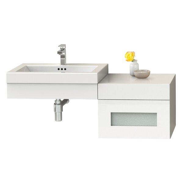 Adina 61 Double Bathroom Vanity Set by Ronbow
