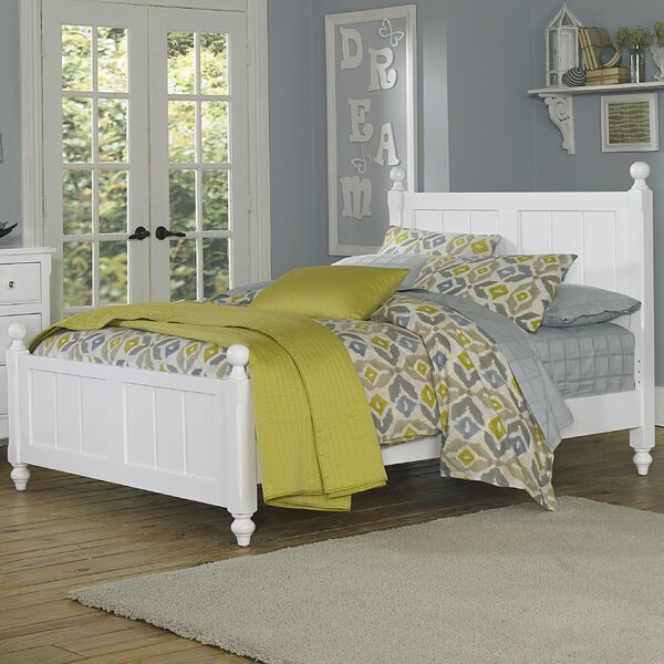 Nickelsville Panel Bed by Three Posts