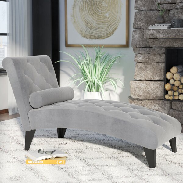 Albanese Chaise Lounge by Willa Arlo Interiors
