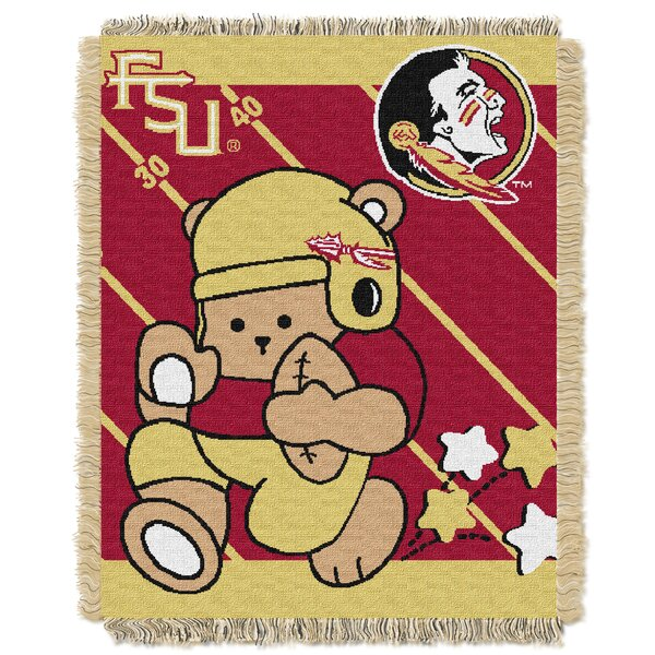 Collegiate Florida State Baby Throw by Northwest Co.