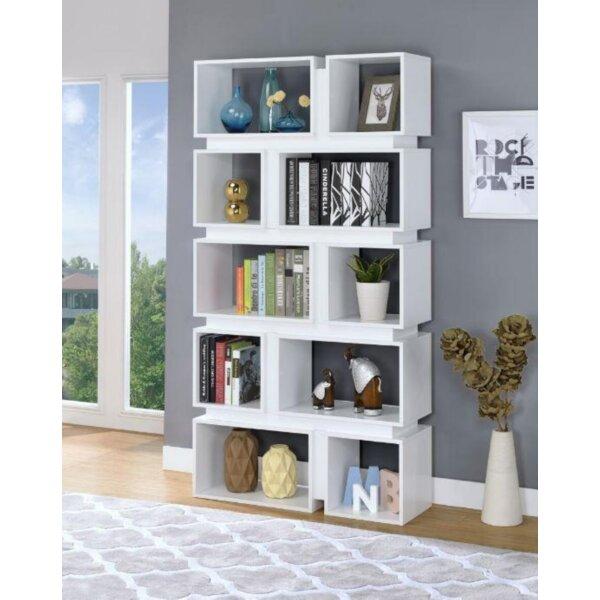 Hambly Geometric Bookcase by Orren Ellis