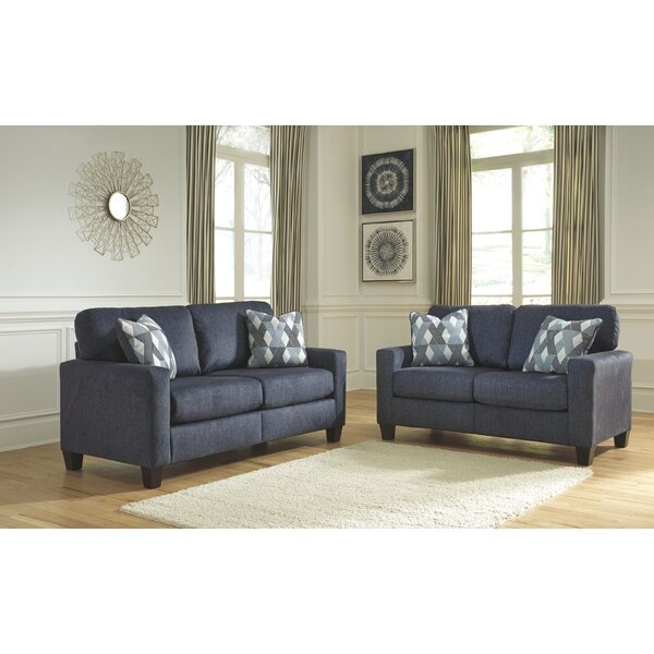 Jimmy Configurable Living Room Set by Ebern Designs