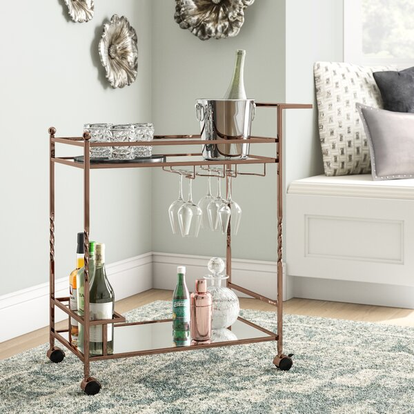 Murdock Bar Cart by Mercer41