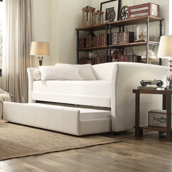 Burlington Daybed with Trundle by Three Posts
