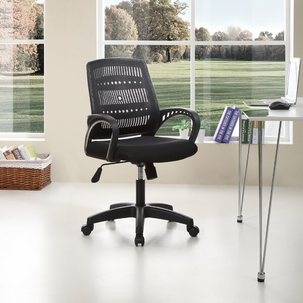 Barnette Mesh Desk Chair by Ebern Designs