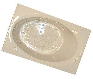 72 x 42 Whirlpool Tub by American Acrylic