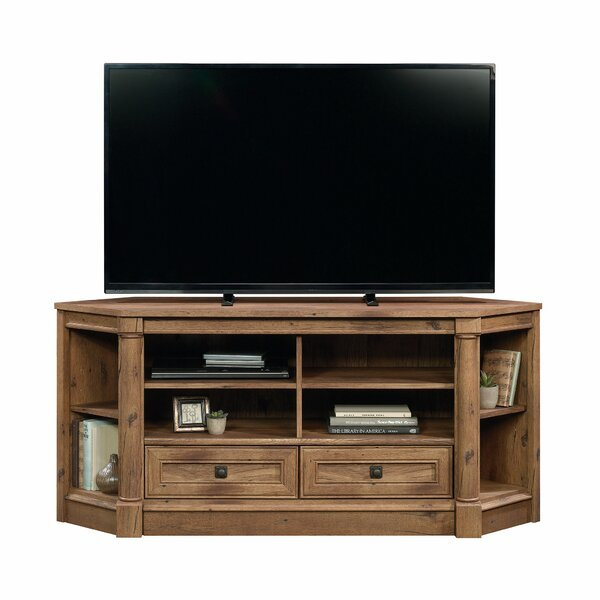 Orviston Corner TV Stand for TVs up to 60 by Three Posts