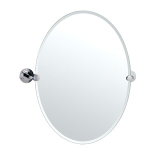 Compare & Buy Marina Oval Wall Mirror By Gatco