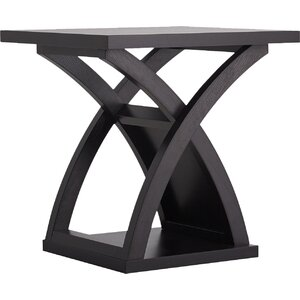 Annica End Table by Wade Logan