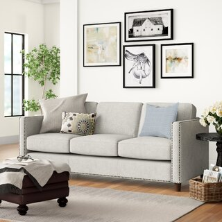 Anthonyville Sofa by Three Posts