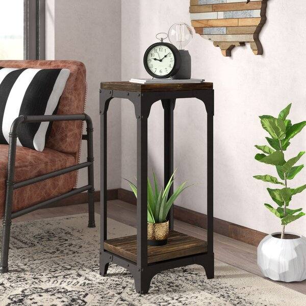 Duncan End Table by Trent Austin Design