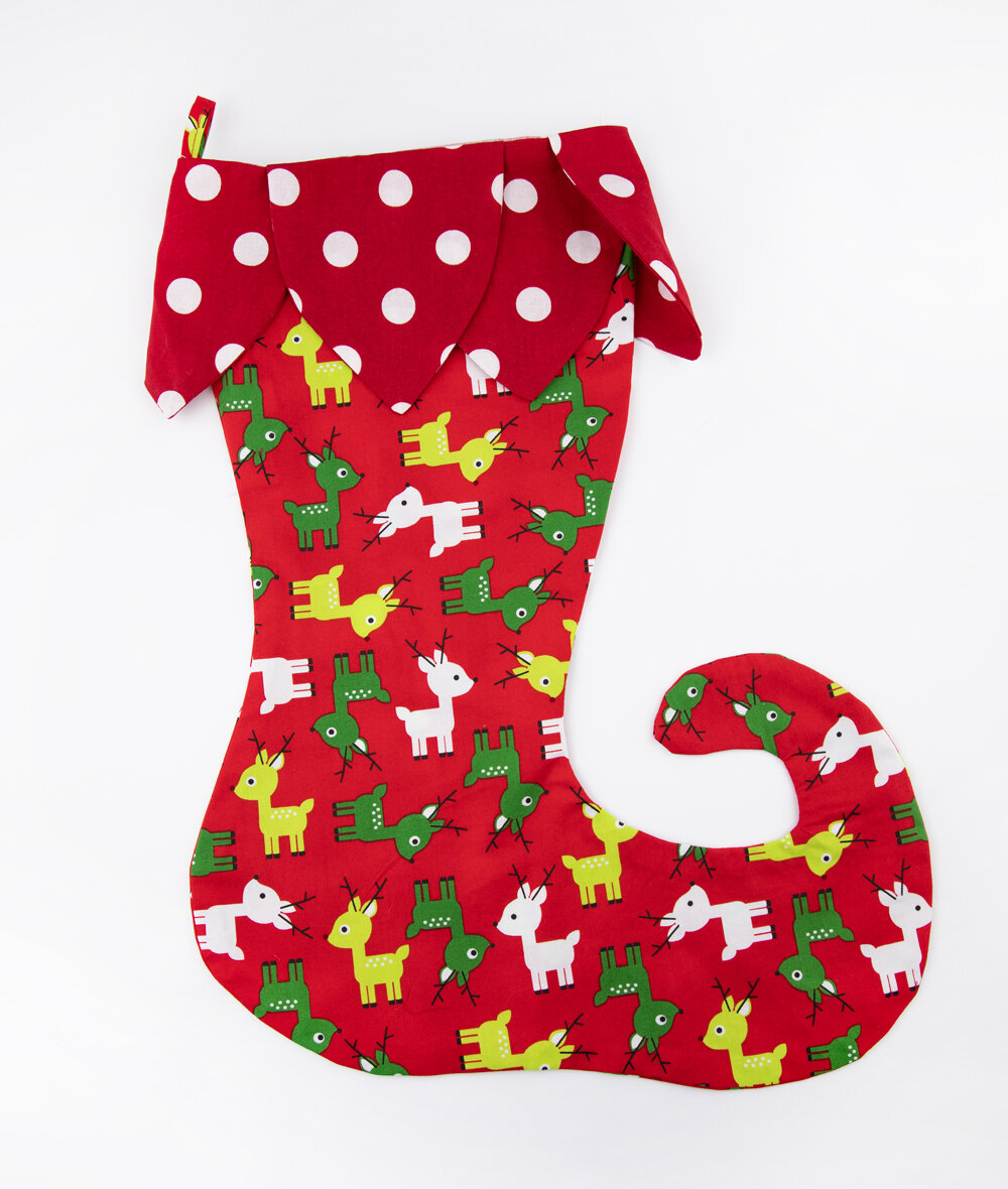 The Holiday Aisle Petal Elf Stocking Wayfair