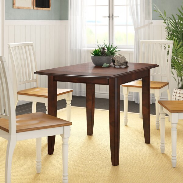 Thatcher Extendable Dining Table by Beachcrest Home
