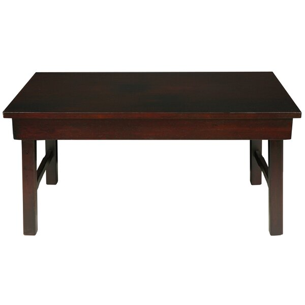 Courtney Coffee Table By World Menagerie