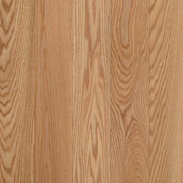 Prime Harvest 5 Solid Oak Hardwood Flooring in Low Glossy Natural by Armstrong Flooring