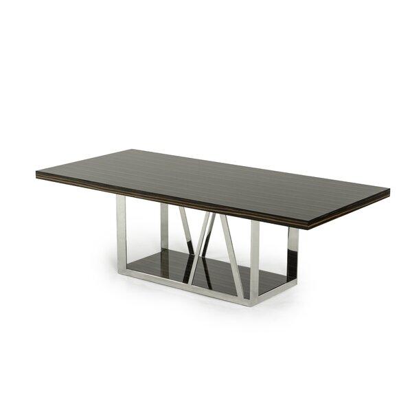 Cadiz Dining Table by Orren Ellis Orren Ellis