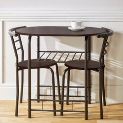 Product Overview. Description. The Popular And Stylish Compact Dining Set  ...
