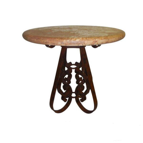 Hatmaker Counter Height Dining Table by Fleur De Lis Living