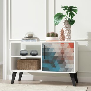 Heady TV Stand for TVs up to 43 by George Oliver