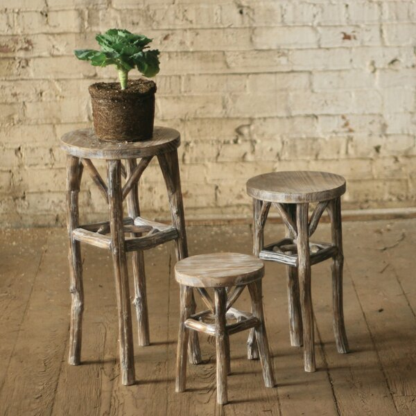 Durand 3 Piece Plant Stand By Loon Peak