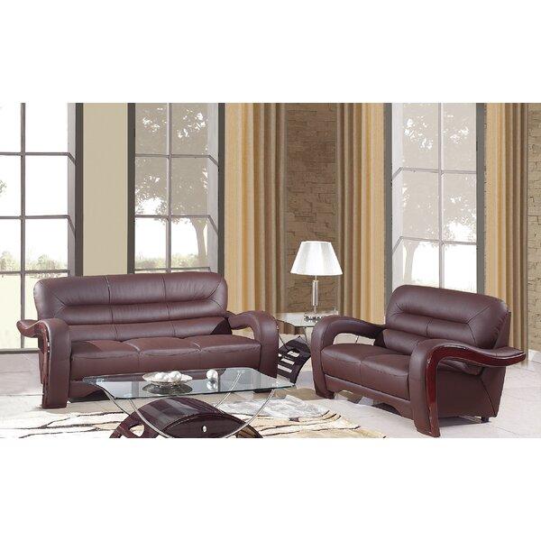 Aramis 2 Piece Living Room Set By Latitude Run